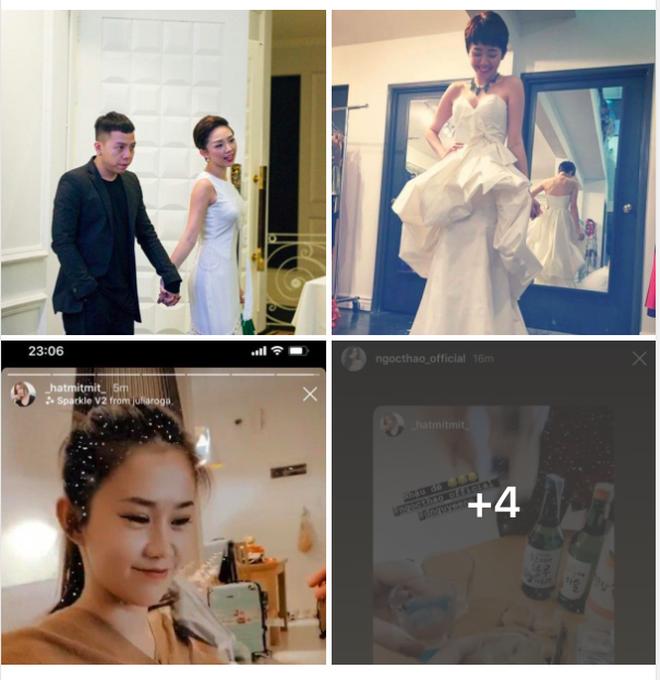 1 ngày trước đám cưới của Tóc Tiên - Touliver trên Đà Lạt: Cố giữ kín nhưng các khách mời check-in chuẩn bị kiểu này thì lộ từ vòng gửi xe! - ảnh 2