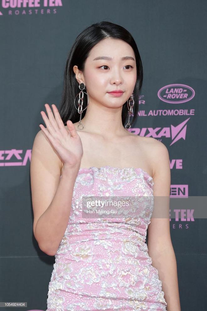 Ngất lịm loạt ảnh nữ quái Kim Da Mi đi thảm đỏ Oscar Hàn: Body nóng bỏng, chân dài 1m7 hóa ra bị Park Seo Joon dìm - ảnh 9