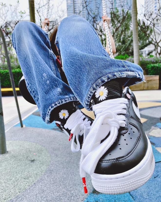 Xứng danh fan cứng, Phương Ly không chỉ mua giày GD Hoa Cúc mà còn tậu cả nhẫn đôi với G-Dragon đây này - ảnh 8