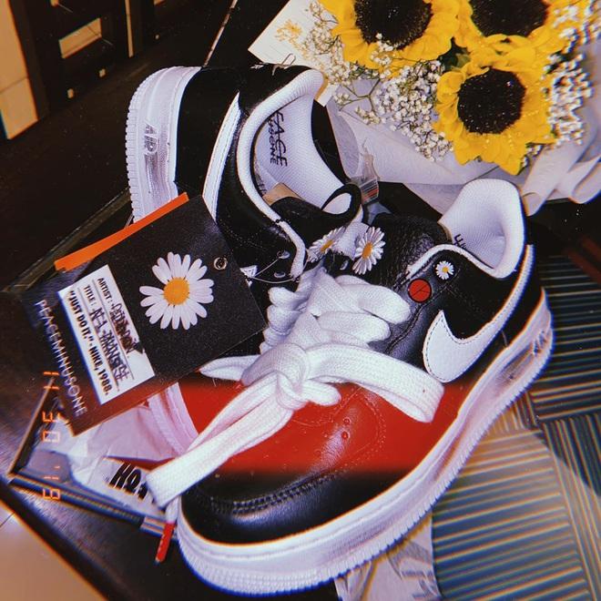 Xứng danh fan cứng, Phương Ly không chỉ mua giày GD Hoa Cúc mà còn tậu cả nhẫn đôi với G-Dragon đây này - ảnh 6