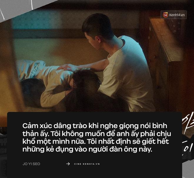 14 câu thoại ghim vào đầu ở Tầng Lớp Itaewon tập 7: Đừng có đùa, tôi sẽ không chỉ sủa thôi đâu! - ảnh 12