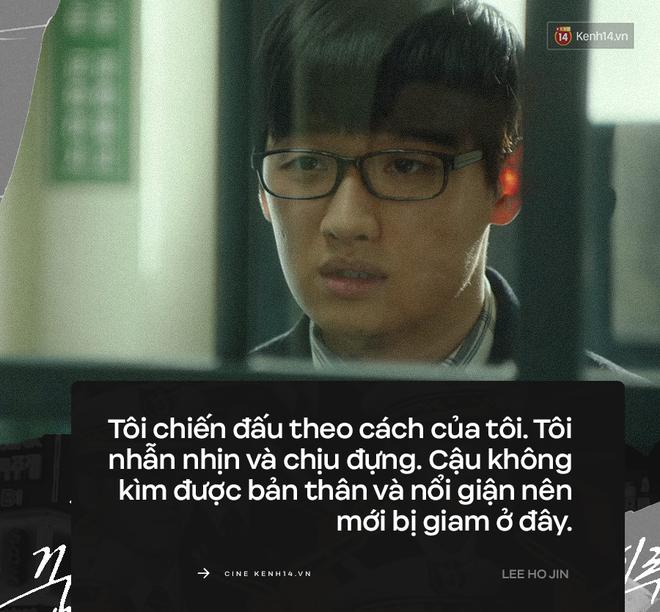 14 câu thoại ghim vào đầu ở Tầng Lớp Itaewon tập 7: Đừng có đùa, tôi sẽ không chỉ sủa thôi đâu! - ảnh 13