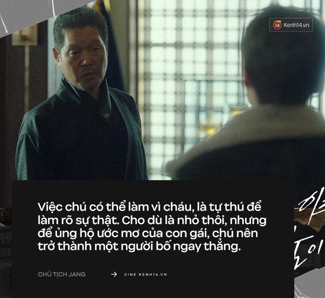 14 câu thoại ghim vào đầu ở Tầng Lớp Itaewon tập 7: Đừng có đùa, tôi sẽ không chỉ sủa thôi đâu! - ảnh 7