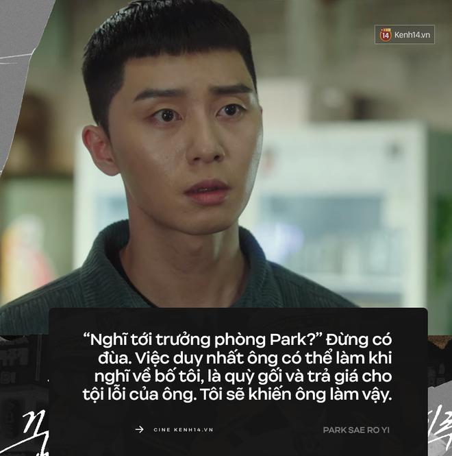 14 câu thoại ghim vào đầu ở Tầng Lớp Itaewon tập 7: Đừng có đùa, tôi sẽ không chỉ sủa thôi đâu! - ảnh 2