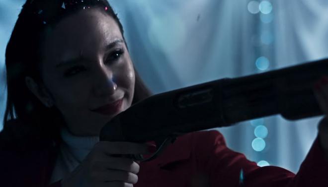6 cảnh gây ám ảnh tột độ ở Girl From Nowhere: Từ giành nhau uống máu tươi đến chôn sống bạn thân mình - ảnh 10