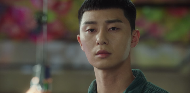 Hết lợi dụng đụng chạm crush, điên nữ Tầng Lớp Itaewon tuyên bố xử sạch kẻ nào dám sờ tới crush ở tập 7 - ảnh 2