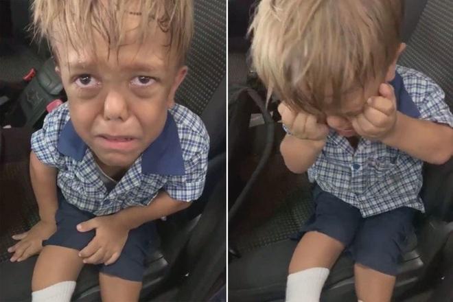 Chứng kiến cậu bé mắc chứng người lùn bị bắt nạt đến mức đòi tự sát, Chủ tịch giải võ số 1 châu Á đưa ra lời đề nghị bất ngờ khiến ai cũng phải ngợi khen - ảnh 1