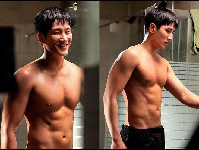 Ác nam Tầng lớp Itaewon: Người mẫu body hot 1000 độ, thân với Kim Woo Bin, Song Joong Ki và thầm crush Song Hye Kyo - ảnh 8