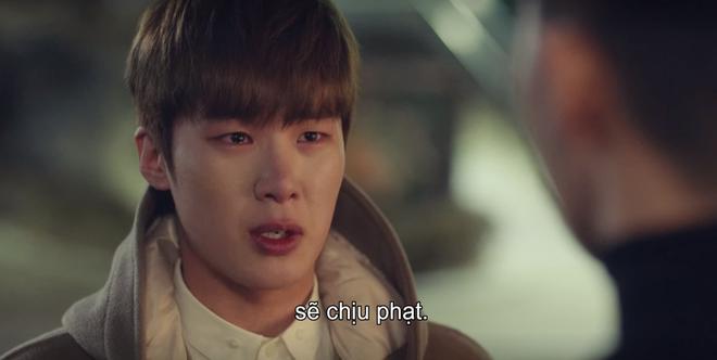 Lại trầm trồ pha đập bàn chơi lớn Tầng Lớp Itaewon tập 8 của Park Seo Joon: Tôi cũng mua một toà nhà là xong chứ gì! - ảnh 5