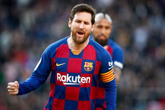 Sau mạch tịt ngòi dài nhất suốt 6 năm qua, Messi bùng nổ với 4 bàn thắng để đạt cột mốc vô tiền khoáng hậu trong lịch sử bóng đá thế giới - ảnh 1