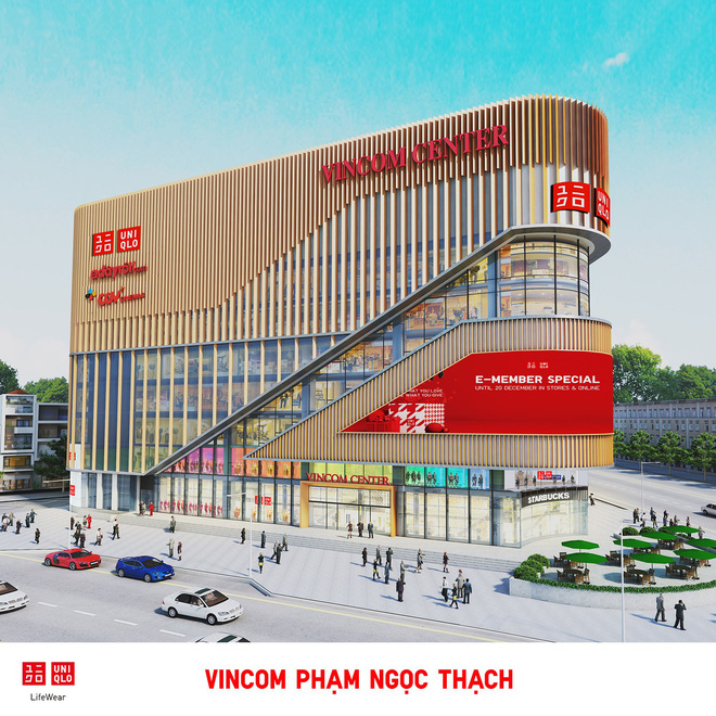 HOT: Cửa hàng UNIQLO Hà Nội sẽ chính thức khai trương vào 6/3, các tín đồ shopping chuẩn bị thóc đi là vừa - ảnh 1