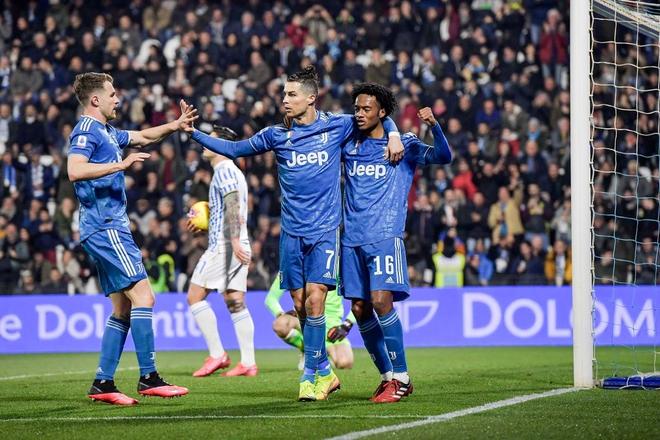 Những lý do Ronaldo già nua vẫn đủ sức gồng gánh Juventus tới chức vô địch Champions League - ảnh 1
