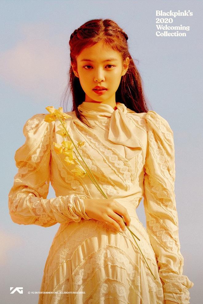 BLACKPINK lột xác bánh bèo 100% trong dự án mới: Jisoo và Rosé hóa nữ thần, nhưng bất ngờ nhất là Lisa - ảnh 3