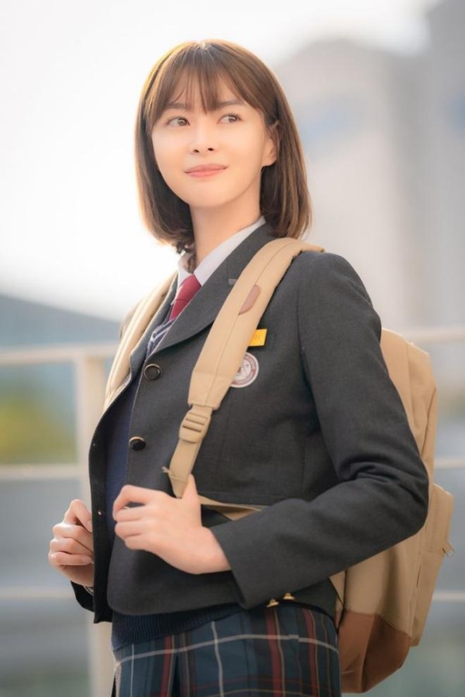 """Soo Ah của """"Itaewon Class"""": Trong phim để mái thưa trẻ xinh, ngoài đời còn có nhiều kiểu tóc khí chất hơn nhiều - ảnh 1"""
