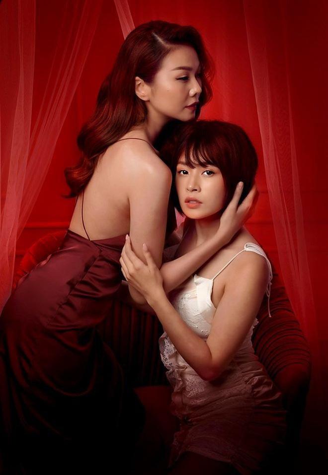 Nhìn lại vai diễn khởi nghiệp 5 mỹ nhân màn ảnh Việt: Thanh Hằng tắm trắng thành công, Chi Pu xinh xuất sắc từ đầu - Ảnh 3.