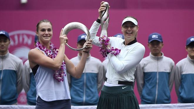 Nữ thần Maria Sharapova chính thức giải nghệ: Cùng nhìn lại những bức ảnh đáng nhớ trong sự nghiệp của nữ VĐV tennis quyến rũ bậc nhất lịch sử - ảnh 11