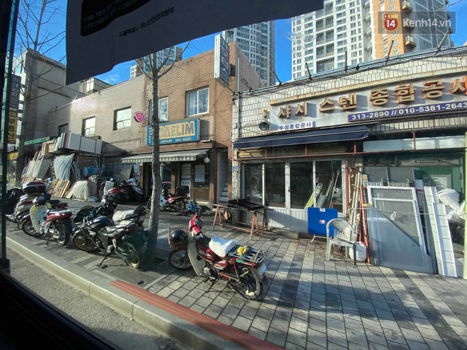 Du học sinh Việt tại Hàn Quốc: Nhiều người cao tuổi ra đường không đeo khẩu trang, chủ quan với dịch bệnh - ảnh 5