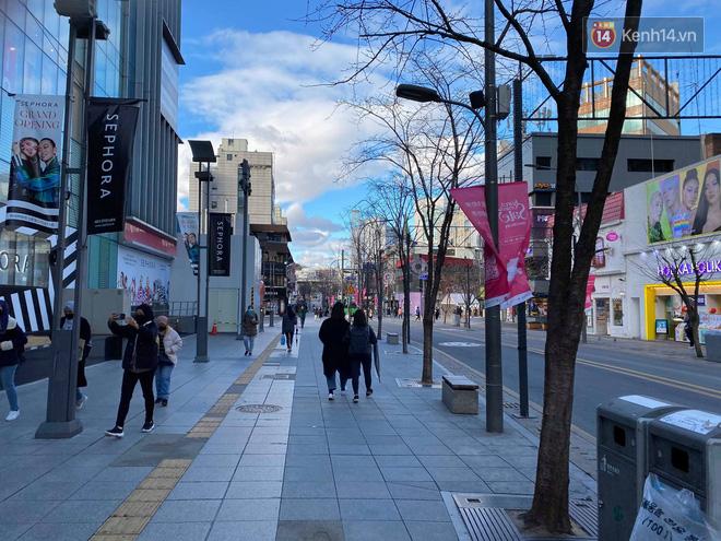 Du học sinh Việt tại Hàn Quốc: Nhiều người cao tuổi ra đường không đeo khẩu trang, chủ quan với dịch bệnh - ảnh 1