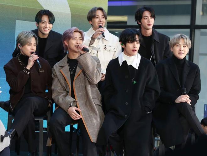 BXH diễn viên, idol Hàn hot nhất toàn cầu: BTS - BLACKPINK không bất ngờ bằng BIGBANG, ai đủ sức đánh bật Song Song? - ảnh 1