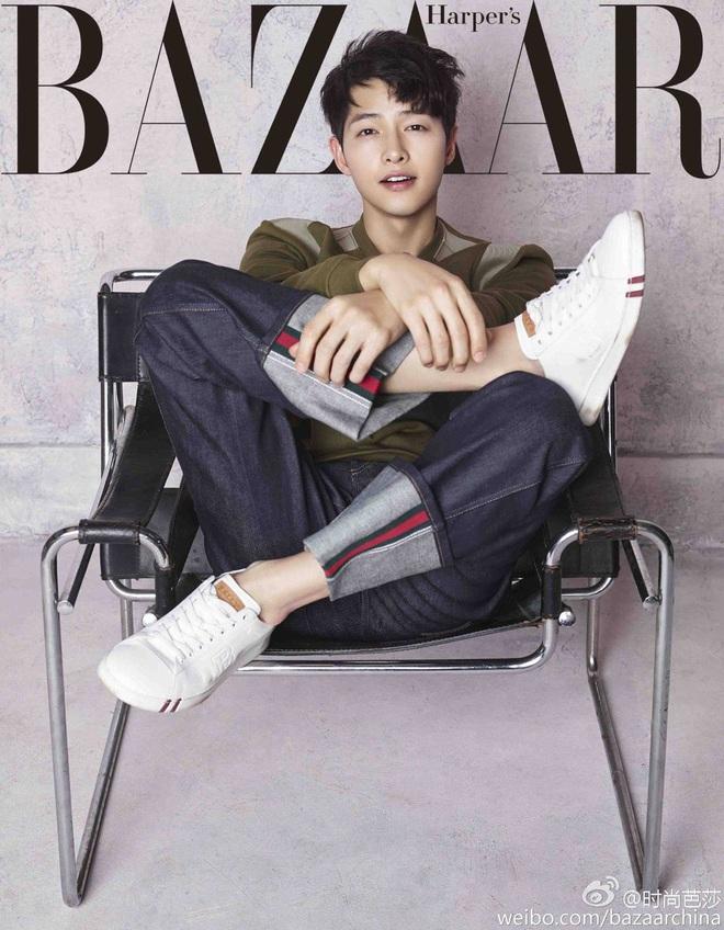 BXH diễn viên, idol Hàn hot nhất toàn cầu: BTS - BLACKPINK không bất ngờ bằng BIGBANG, ai đủ sức đánh bật Song Song? - ảnh 9