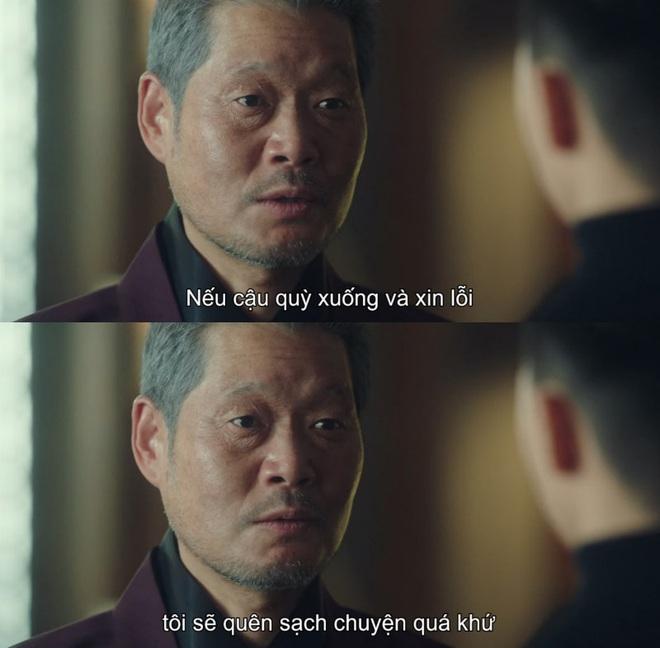 Thánh vị tha ở Tầng Lớp Itaewon gọi tên kẻ thù Park Seo Joon, chỉ cần quỳ gối xin lỗi mọi chuyện đều bỏ qua? - Ảnh 5.