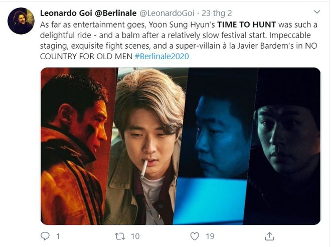 Người khen Time to Hunt hay tuyệt tác, kẻ phản đối đừng có mơ kì tích Parasite sẽ lặp lại với xứ Hàn - ảnh 2