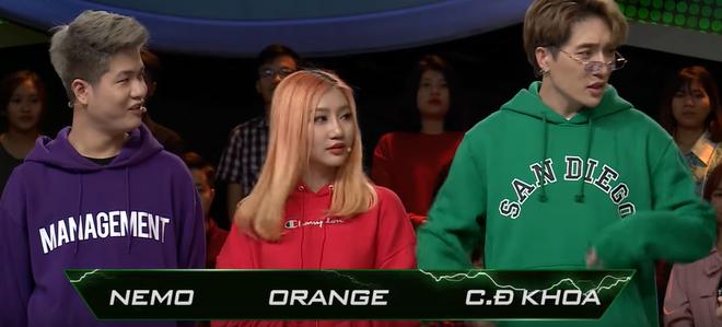 Trước khi tố công ty quỵt cát xê, Orange từng kết hợp ăn ý với Châu Đăng Khoa trong nhiều gameshow - ảnh 5