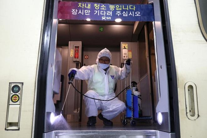 Hàn Quốc: Có thêm 334 người nhiễm mới virus corona, hơn một nửa từ nhà thờ Shincheonji, tổng số người mắc bệnh gần 1600 - ảnh 1