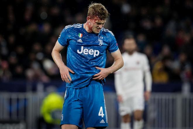 Thi đấu bạc nhược, Ronaldo và Juventus nhận thất bại ê chề ở lượt đi vòng 1/8 Champions League - ảnh 3
