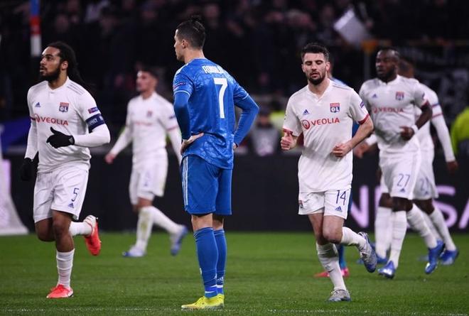 Thi đấu bạc nhược, Ronaldo và Juventus nhận thất bại ê chề ở lượt đi vòng 1/8 Champions League - ảnh 5