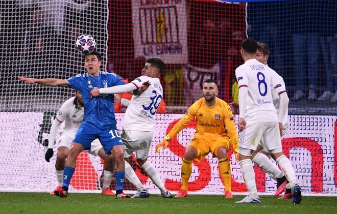 Thi đấu bạc nhược, Ronaldo và Juventus nhận thất bại ê chề ở lượt đi vòng 1/8 Champions League - ảnh 7