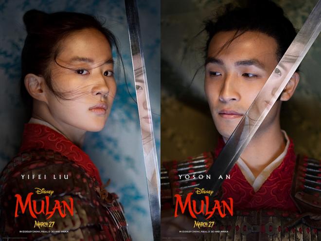 Cảnh hôn của thần tiên tỉ tỉ Lưu Diệc Phi ở Mulan bị cắt trên chính quê nhà, khán giả ai nấy gật gù đồng ý - Ảnh 2.
