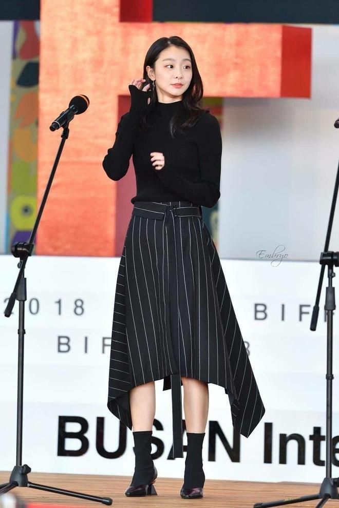 Style trong Itaewon Class đã dìm Kim Da Mi quá đáng, chứ ngoài đời đẹp hoàn mỹ, ảnh không photoshop vẫn xuất sắc thế này cơ mà - Ảnh 8.