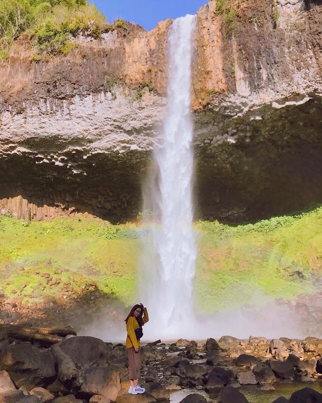 """Đã tìm ra thác nước đẹp nhất Tây Nguyên lên hình """"ảo"""" như cổ tích, vậy mà đó giờ lại hiếm người biết đến vậy - Ảnh 2."""