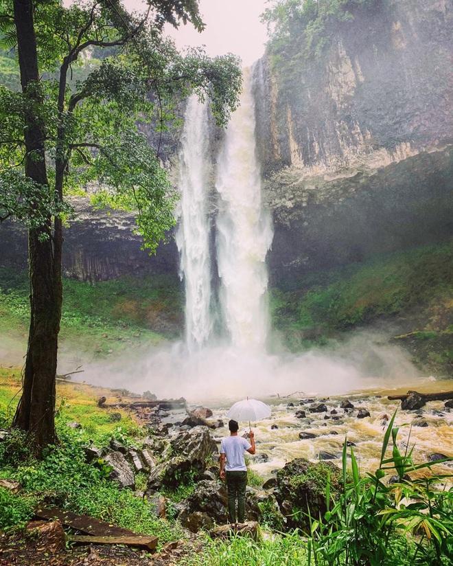 """Đã tìm ra thác nước đẹp nhất Tây Nguyên lên hình """"ảo"""" như cổ tích, vậy mà đó giờ lại hiếm người biết đến vậy - Ảnh 20."""