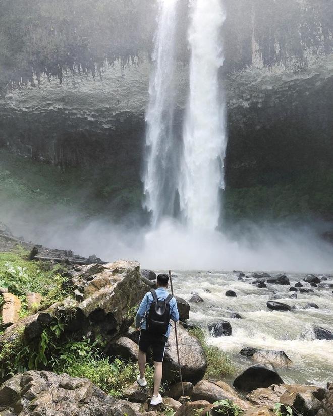 """Đã tìm ra thác nước đẹp nhất Tây Nguyên lên hình """"ảo"""" như cổ tích, vậy mà đó giờ lại hiếm người biết đến vậy - Ảnh 11."""