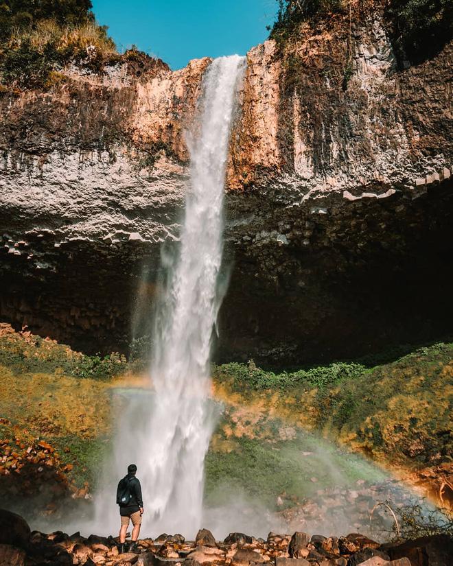 """Đã tìm ra thác nước đẹp nhất Tây Nguyên lên hình """"ảo"""" như cổ tích, vậy mà đó giờ lại hiếm người biết đến vậy - Ảnh 14."""
