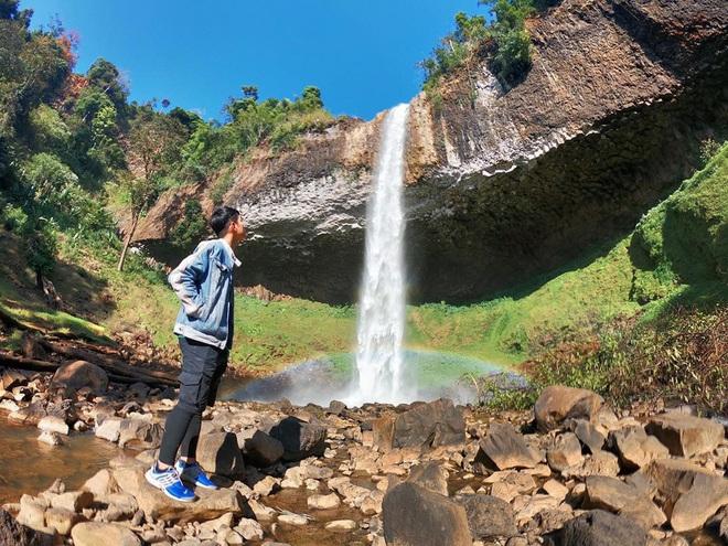 """Đã tìm ra thác nước đẹp nhất Tây Nguyên lên hình """"ảo"""" như cổ tích, vậy mà đó giờ lại hiếm người biết đến vậy - Ảnh 8."""