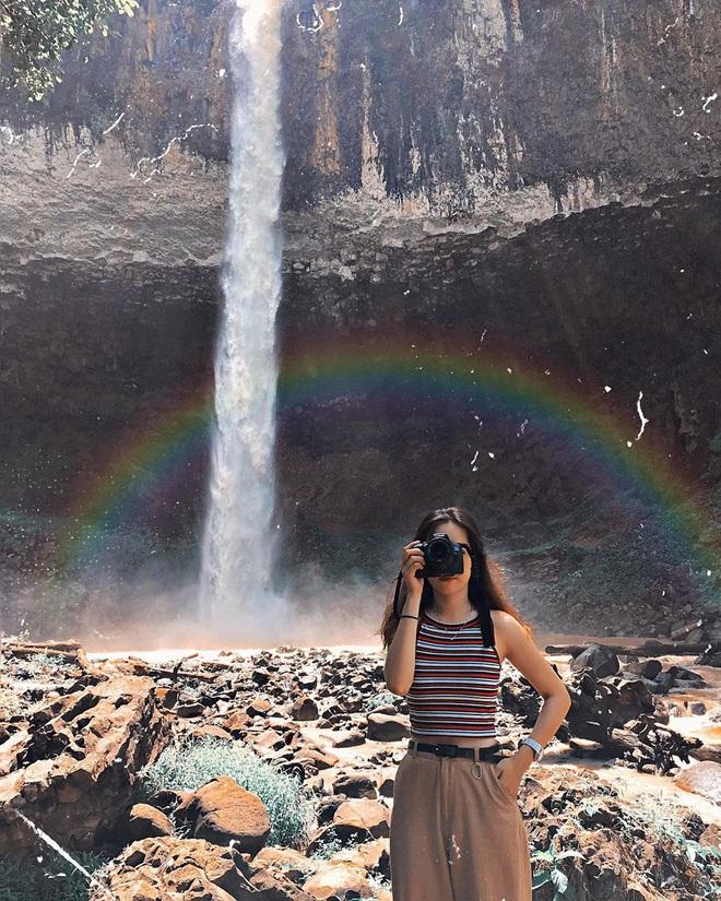 """Đã tìm ra thác nước đẹp nhất Tây Nguyên lên hình """"ảo"""" như cổ tích, vậy mà đó giờ lại hiếm người biết đến vậy - Ảnh 24."""