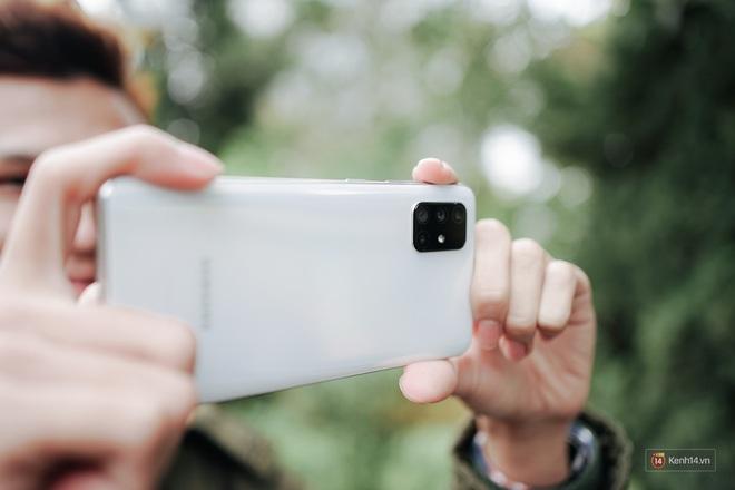 Đánh giá pin Galaxy A71: Dùng tẹt bô cả ngày, sạc siêu nhanh không lo yếu sinh lý - ảnh 5