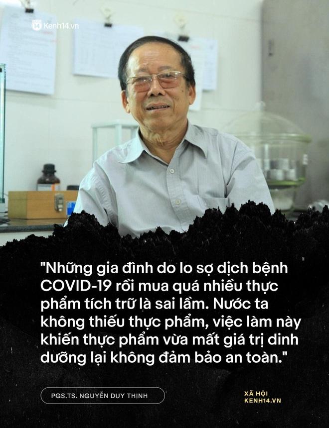 """PGS.TS. Nguyễn Duy Thịnh: Tụ tập nhậu nhẹt, """"chém gió"""" là điều nên bỏ, đó mới là nguyên nhân chính gây lây nhiễm trong bữa ăn chứ không phải do vấn đề ăn! - Ảnh 4."""