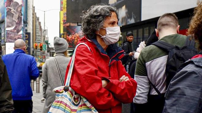 Tăng thêm 28.000 ca nhiễm virus corona sau 1 tuần, Mỹ chính thức là ổ dịch lớn thứ 3 thế giới - Ảnh 2.