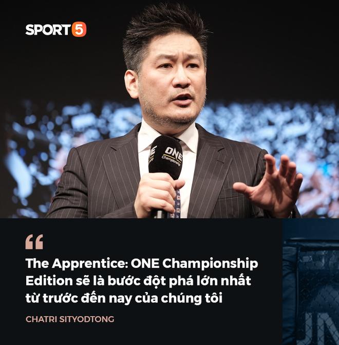 Chuyện chưa kể về ông trùm của làng võ thế giới Chatri Sityodtong: Cậu ấm phải đi lên từ hai bàn tay trắng và dấu ấn mang tên ONE Championship - Ảnh 5.