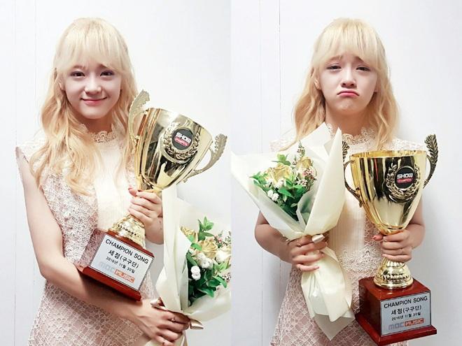 """Top 3 ca sĩ thần tượng đỉnh nhất trong mắt """"tiểu Taeyeon"""": Chọn ngay """"phiên bản gốc"""" của chính mình, đánh giá cao 2 ca sĩ tài năng nhưng lận đận - Ảnh 9."""