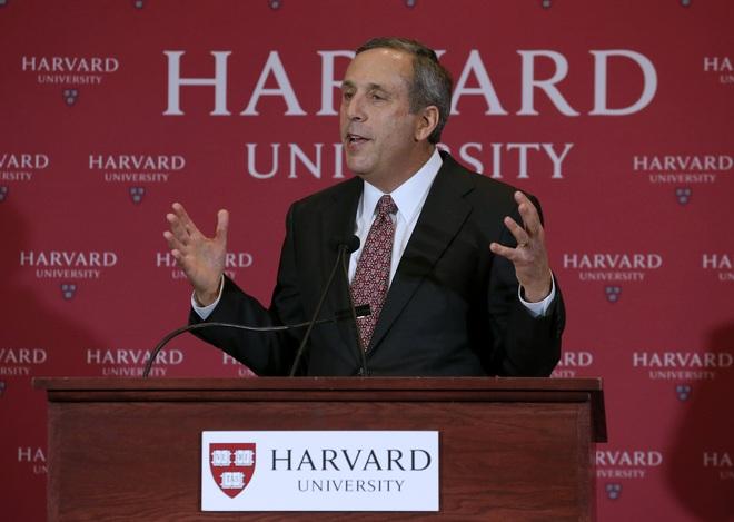 Nóng: Hiệu trưởng Đại học Harvard và vợ đã dương tính với Covid-19 - Ảnh 2.