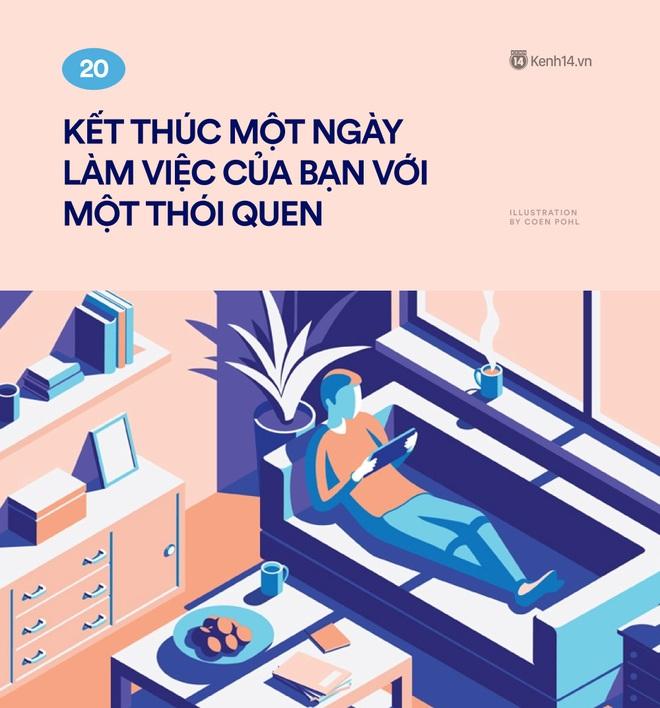 Làm việc tại nhà (#workfromhome) mùa dịch: 20 cách đưa bản thân mình vào tự giác, kỷ luật và không bị áp lực - Ảnh 20.