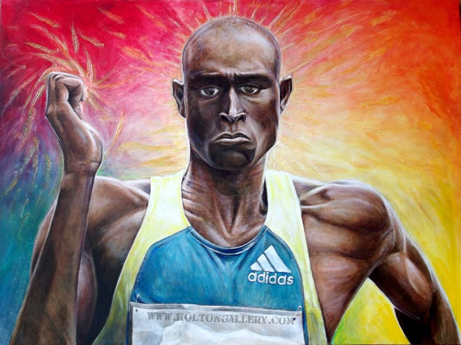 Suýt mất mạng, cha qua đời, vợ ly thân và giờ là hoãn Olympic, lối thoát nào cho nhà vô địch David Rudisha? - Ảnh 3.