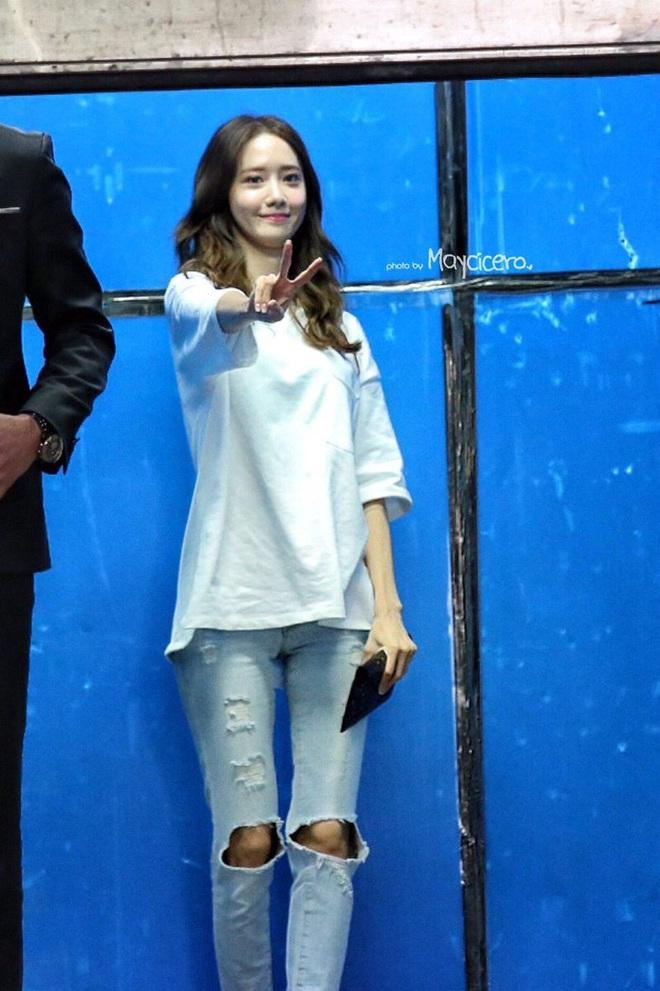 Dàn mỹ nhân Kpop khi diện quần jeans áo trắng: Thước đo nhan sắc chuẩn là đây, một mỹ nhân nhờ vậy mà bỗng nổi sau 1 đêm - Ảnh 10.