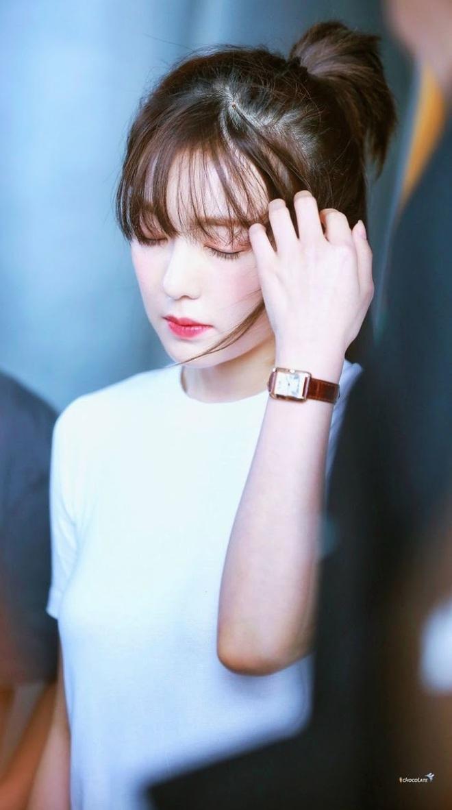 Dàn mỹ nhân Kpop khi diện quần jeans áo trắng: Thước đo nhan sắc chuẩn là đây, một mỹ nhân nhờ vậy mà bỗng nổi sau 1 đêm - Ảnh 7.