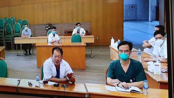 Phó Giám đốc BV Bạch Mai: Tại thời điểm này Bạch Mai sạch sẽ, không còn ai nhiễm Covid-19 - Ảnh 2.
